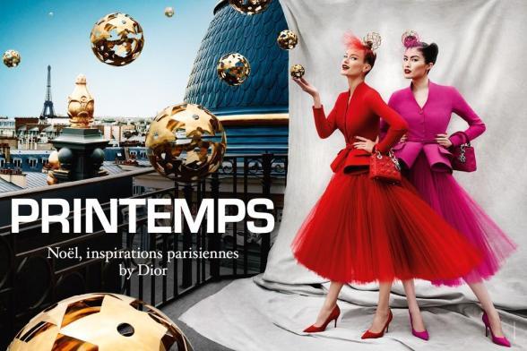 Dior Printemps Campaign