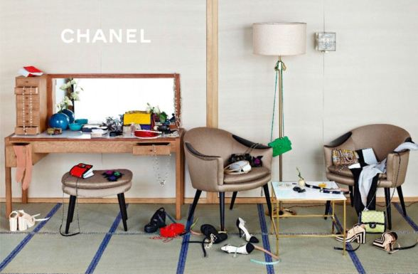 Chanel SS13 Campaign